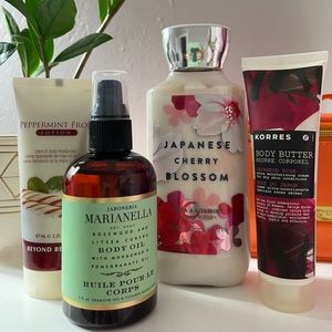 Body Care Bundle MSRP 92.50